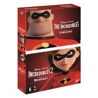 Incredibles 1-2-BIL