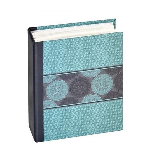 Album Panodia Mandala 100 V 115 x 15 cm Bleu vert