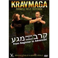 Krav Maga : De débutant à avancé DVD