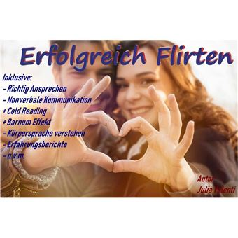 Erfolgreich flirten julia valenti [PUNIQRANDLINE-(au-dating-names.txt) 63