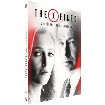 The X-filesThe X-Files Saison 11 DVD
