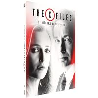 The X-Files Saison 11 DVD