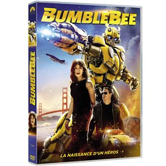 TransformersBumblebee DVD