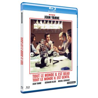 Tout le monde il est beau, tout le monde il est gentil Exclusivité Fnac Blu-ray