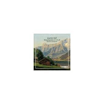 Raff: String Quartets 2, 3, 4 & 8