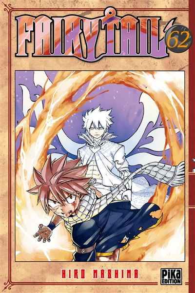 Fairy Tail - tome 62