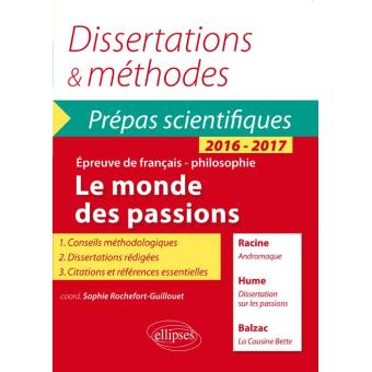 méthode dissertation cpge scientifique