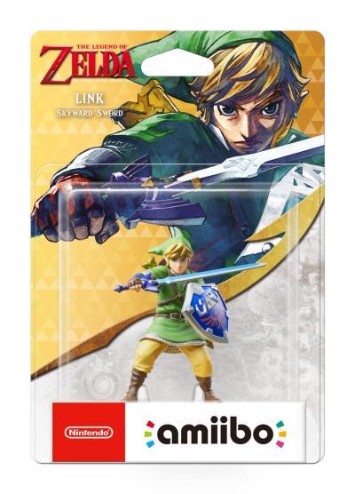 Amiibo 'Collection The Legend of Zelda' - Skyward Sword