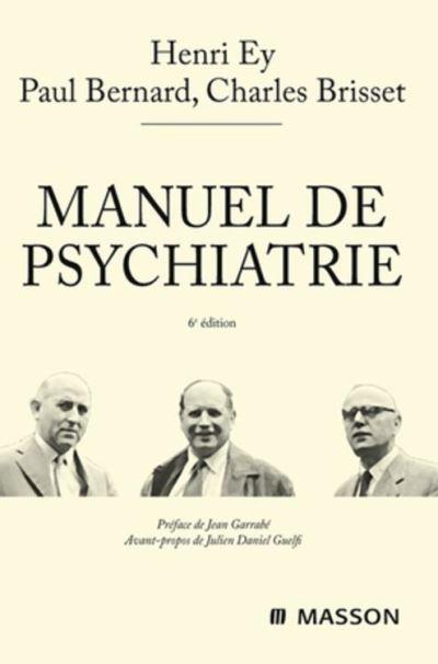 Manuel de psychiatrie - 9782994100249 - 42,99 €