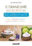 Le grand livre des secrets du bicarbonate