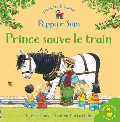 Prince sauve le train