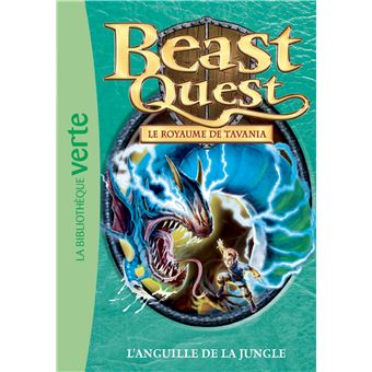 Beast QuestL'anguille de la jungle