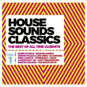 House sounds classics the best of all time clubhits