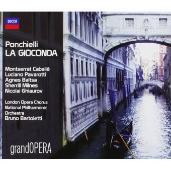 LA GIOCONDA/3CD