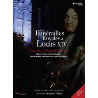 Les Funérailles Royales de Louis XIV Blu-ray