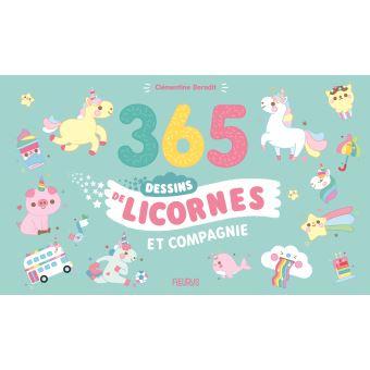 365 Dessins De Licornes Et Compagnie