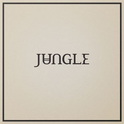 JUNGLE Loving in stereo cover art