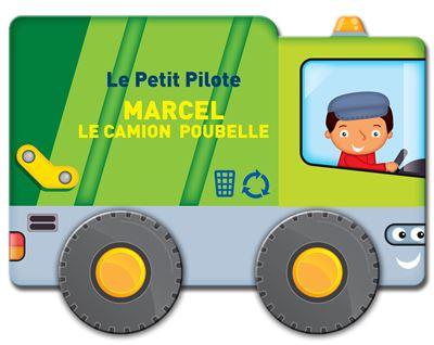 Marcel le camion-poubelle