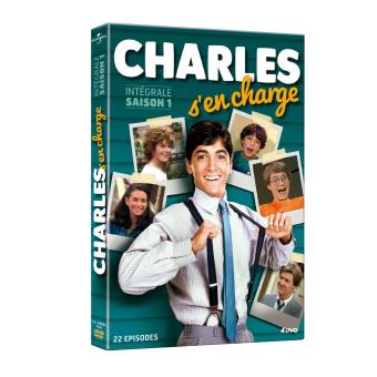 Charles in ChargeCharles s'en charge Saison 1 - DVD