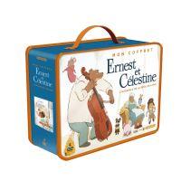 Coffret Valisette Ernest et Célestine L'intégrale Edition Limitée DVD