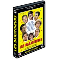 Les Baratineurs DVD