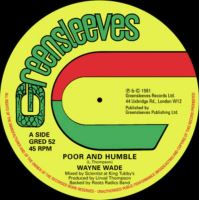 Poor And Humble / Babylonian Extended - Vinilo