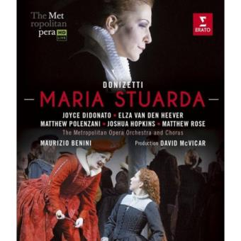 Maria Stuarda Blu-ray