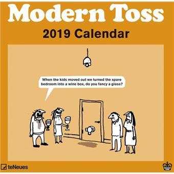 Modern Toss Kalender 2019