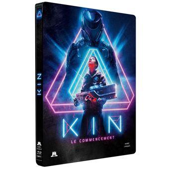 Kin : Le Commencement Steelbook Blu-ray