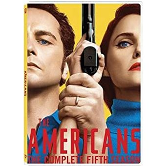 The AmericansThe Americans Saison 5 DVD
