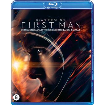 FIRST MAN (LE PREMIER HOMME SUR LA LUNE)-BIL-BLURAY