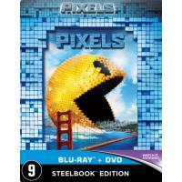 PIXELS-BIL-STEELBOOK BLURAY