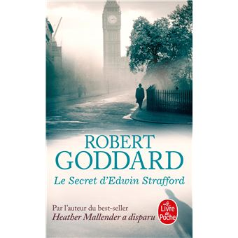 Couverture de Le secret d'edwin strafford