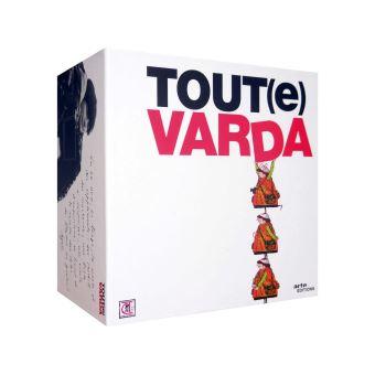 Coffret Tout(e) Varda 22 Films DVD