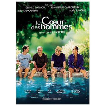 Le Cœur des hommes DVD
