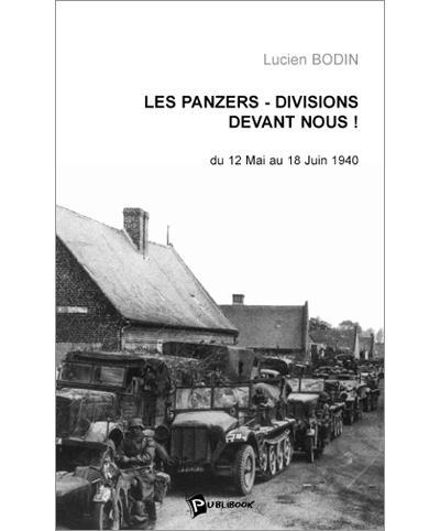 Les panzers-divisions devant n