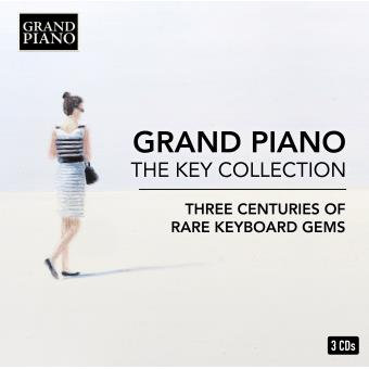GRAND PIANO/THE KEY COLLECTION/3CD