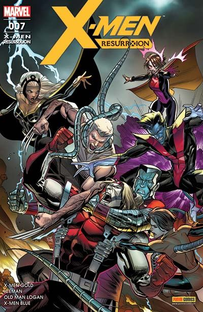X-Men - Tome 7 : ResurrXion