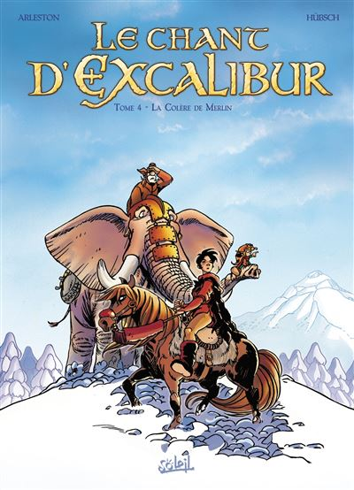 Le Chant d'Excalibur