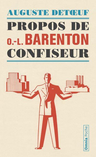 Propos de O.L. Barenton confiseur
