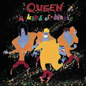 A Kind Of Magic (Limited Black Vinyl)