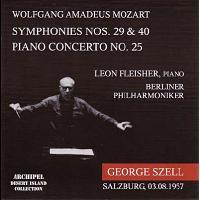 Symphonies no.29 & 40