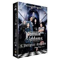 Coffret La famille Addams 2 films DVD