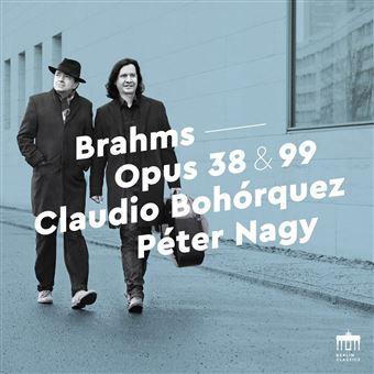 Sonates pour violoncelle et piano op 38 et 99