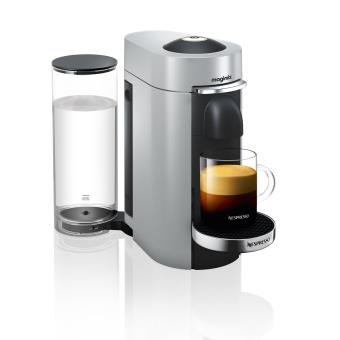 50 sur cafeti re capsules nespresso vertuo magimix argent achat prix fnac. Black Bedroom Furniture Sets. Home Design Ideas