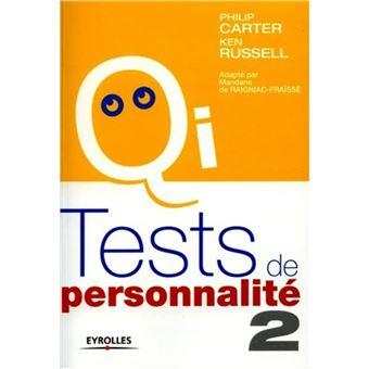 Tests de personnalité