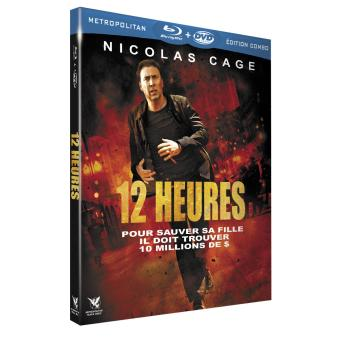 12 heures Combo Blu-Ray DVD