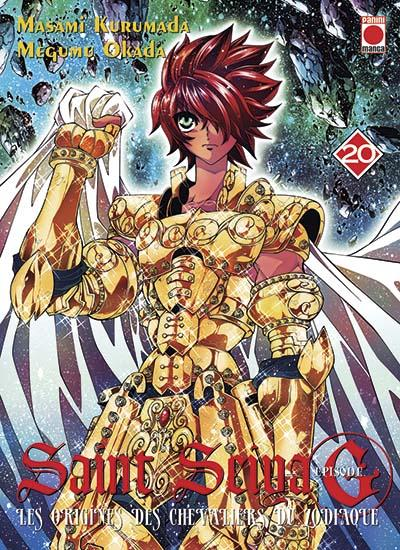 Saint Seiya, Episode G - Tome 20 : Saint seiya episode g