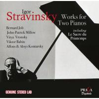 Stravinsky: Œuvres pour 2 pianos