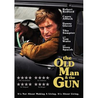 OLD MAN AND THE GUN-NL